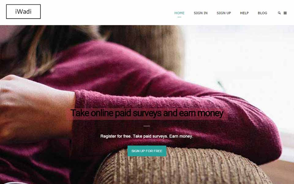 iWadi is an online survey panel where your opinion transfers into money. Join us today.
